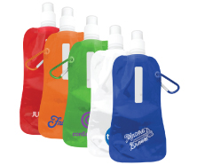 Foldable Drink Pouches